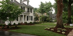 Picture of landscaper greenville SC - landscaping, green grass