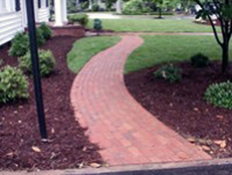 Brick Pavers-Garden Patio Pavers-Stone Walks, Greenville - Spartanburg