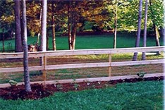 Image - Greenville Wood rail fence