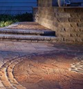 Picture of brick pavers - back yard ideas